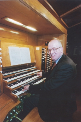 SL at LPC Organ